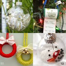 diy ornaments to make in 30 minutes or less