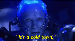 Mr Freeze Meme - mr freeze puns ranked from horrible to most horrible