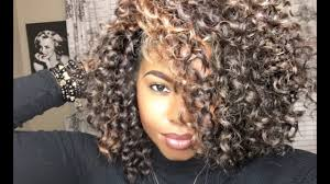 different images of freetress hair crochet braids freetress gogo curl full thick curls youtube