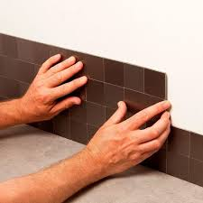 Home Depot Decorative Tile 21 Best Bathroom Tile Images On Pinterest Bathroom Tiling