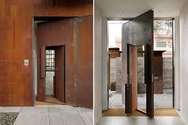 Large Exterior Doors Residential Design Inspiration Large Pivot Doors Studio Mm