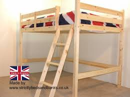 Double Bunk Beds The Natural Cedar Log Furniture Comes With Great - Double bunk beds uk