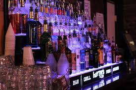 led lighted bar shelves luxury ideas bar shelves stunning shelving for home commercial bars