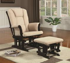 Rocking Chair Used Furniture Glider Rockers Replacement Cushions For Glider Rocker