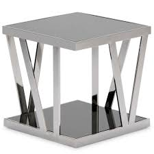 Sofa End Table by Diamond Sofa End Tables And Side Tables