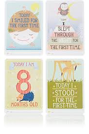 baby cards milestone cards original baby cards barneys new york