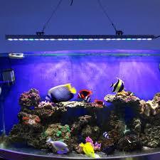 led reef aquarium lighting 5pcs lot 81w waterproof led aquarium bar light hard strip l for