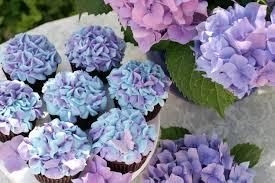 297 best cook halloween food images on pinterest halloween hydrangea cupcakes u2013 glorious treats
