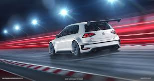 volkswagen golf gti 2014 volkswagen motorsport launches 330hp golf gti tcr vwvortex
