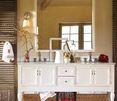 pottery barn bathrooms ideas how to choose a wall color in the bathroom pottery barn