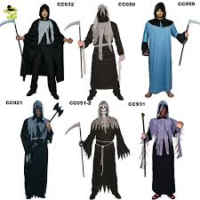 scary halloween costumes for adults online get cheap halloween black robe aliexpress com alibaba group