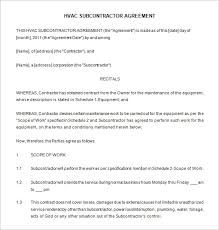 maintenance contract template free annual maintenance contract