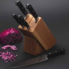kitchen craft knives master class halo knife block harts of stur