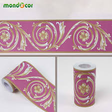Discount Wallpaper Borders Online Buy Wholesale Wall Border Decal From China Wall Border