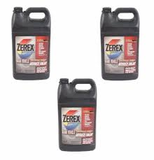 lexus rx300 coolant type 3 gallons pack zerex engine coolant antifreeze fluid pink for