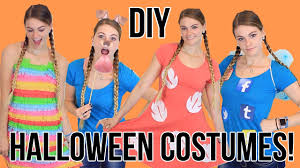 last minute halloween costumes super easy u0026 cheap youtube