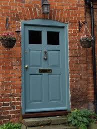 Teal Front Door by Best 25 Colored Front Doors Ideas On Pinterest Front Door Paint