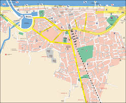 belgium city map impressum