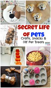 secret life of pets themed activities u0026 treats to celebrate the