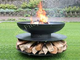 Firepits Co Uk Pit Classic Ring Of Logs 90 Firepits Uk