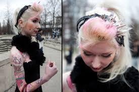 spiked headband jewels headband spiked headband grunge soft grunge princess