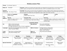 plan template free weekly lesson plan template lots of common