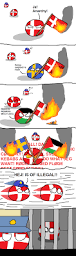 Illegal To Burn American Flag Let U0027s Burn Danish Flag Polandball