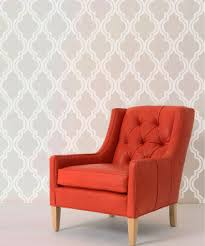 Red Damask Wallpaper Home Decor Innovation Inspiration Cool Home Decor Redoubtable Design