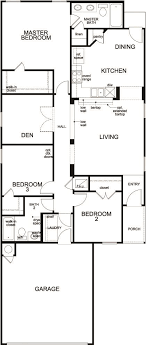 floor plans for new homes plan 1340 new home floor plan in esperanza by kb home