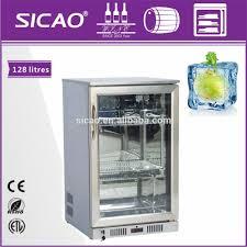 glass door coolers for sale stainless steel glass door bar fridge