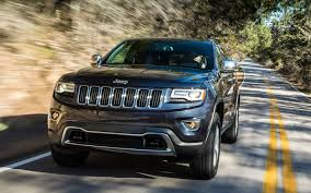 christmas jeep silhouette 2014 jeep grand cherokee diesel first drive motor trend