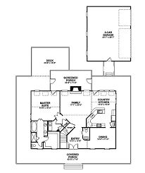 milner country home plan 013d 0050 house plans and more