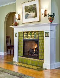 design stories rewind sunflower fireplace motawi tileworks