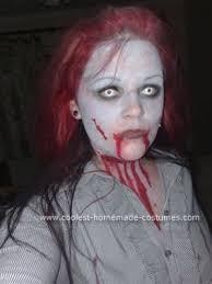 Halloween Costume Zombie Creepy Diy Zombie Costume Homemade Zombie Costume Costumes