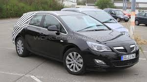 opel astra wagon 2011 opel astra sports tourer spy photos
