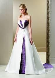 purple white wedding dress best 25 purple wedding dresses ideas on purple white and