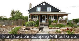 Front Yard Landscaping Ideas Without Grass Front Yard Garden Landscaping Design Idea Front Yard Without
