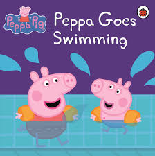 peppa pig halloween peppa goes swimming peppa pig ladybird 9781409301943 amazon