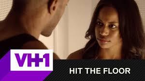 Hit The Floor Ahsha - hit the floor lights off vh1 youtube