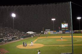 How To Build A Baseball Field In Your Backyard Hartford Yard Goats The Name Isn U0027t A Hit Yet The New York Times