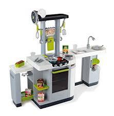cuisine jouet smoby smoby 24131 jeu d imitation cuisine loft gris amazon fr