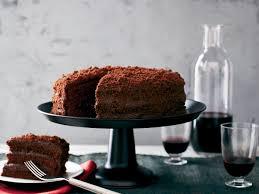 chocolate blackout cake recipe chocolate wine and cake
