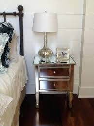 glass side tables for bedroom side tables mercury glass side table side tables for bedroom
