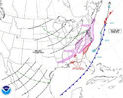 Southeast Us Map Wpc U0027s Significant Weather Event Reviews