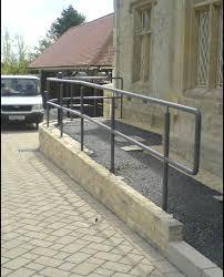 Garden Wall Railings by Kbs Metalworks Portfolio U003e Handrail
