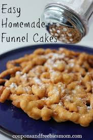 best 25 homemade funnel cake ideas on pinterest funnel cake