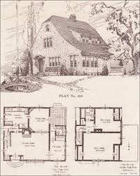 English Cottage Design 1916 Garden City Plans Design 11 English Cottage Design With
