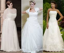 Wedding Dress For Curvy Wedding Dresses For Full Figured Brides