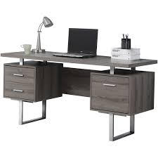 Modern Metal Desks by Monarch Computer Desk 60