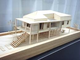 how to build a house model building s school site